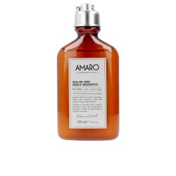 AMARO all in one daily shampoo nº1924 hair/beard/body 250 ml