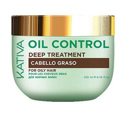 OIL CONTROL deep treatment 250 ml